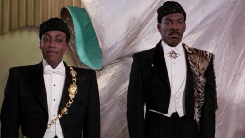 Illustration for article titled Arsenio Hall Closes Deal for Coming to America 2