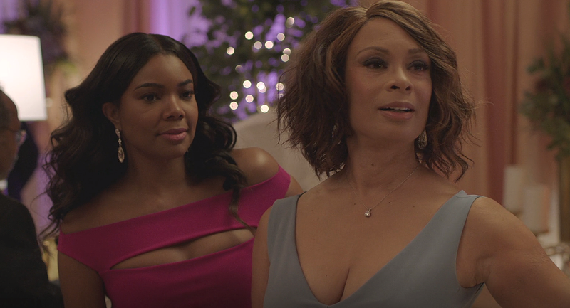 Gabrielle Union as Mary Jane and Valarie Pettiford as  Ronda (BET)