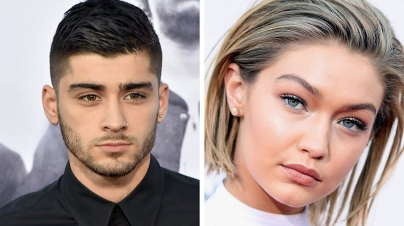 Illustration for article titled Gigi Hadid and Zayn Malik are Probably Totally Doing It Right Now