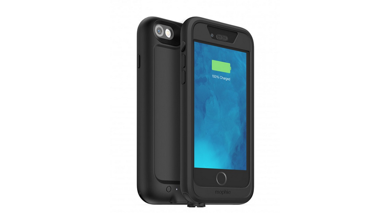 Illustration for article titled Behold Mophie's Mil-Spec Waterproof Battery Case For the iPhone