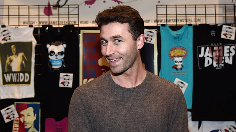 Illustration for article titled Report: Studio That Dropped James Deen Is at the Center of Four Lawsuits