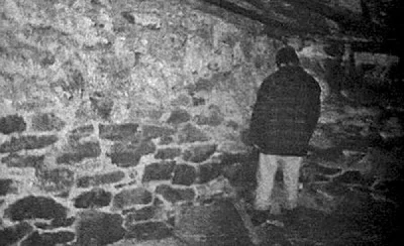 The final image of The Blair Witch Project. Image: Artisan