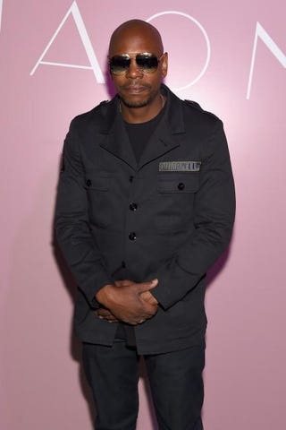 Dave ChappelleJamie McCarthy/Getty Images for Marc Jacobs International, LLC