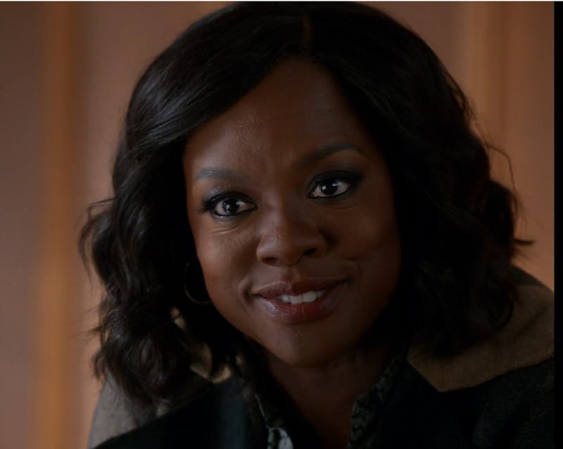 Viola Davis as Annalise Keating in How to Get Away With MurderABC