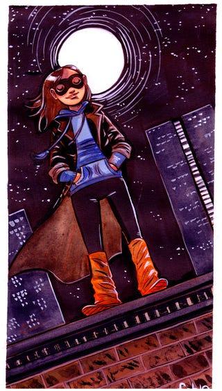 Illustration for article titled Comic Book Wednesdays: Spotlight on Faith Erin Hicks