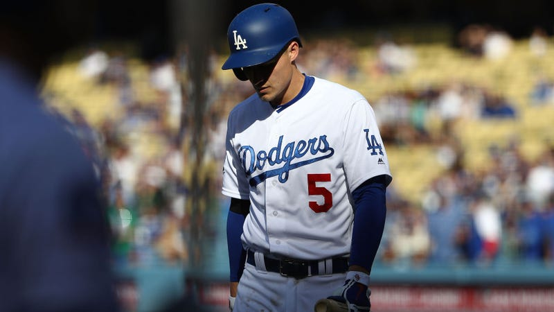 Illustration for article titled Corey Seager Is Out For 2018, Adding To Team's Extremely Long List Of Present Woes
