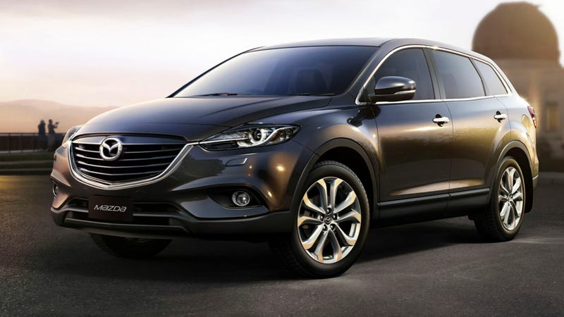 Illustration for article titled 2013 Mazda CX-9: Pictures