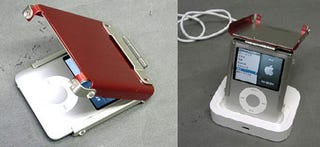 Illustration for article titled Shimura Gives iPods a New Coat of Aluminum
