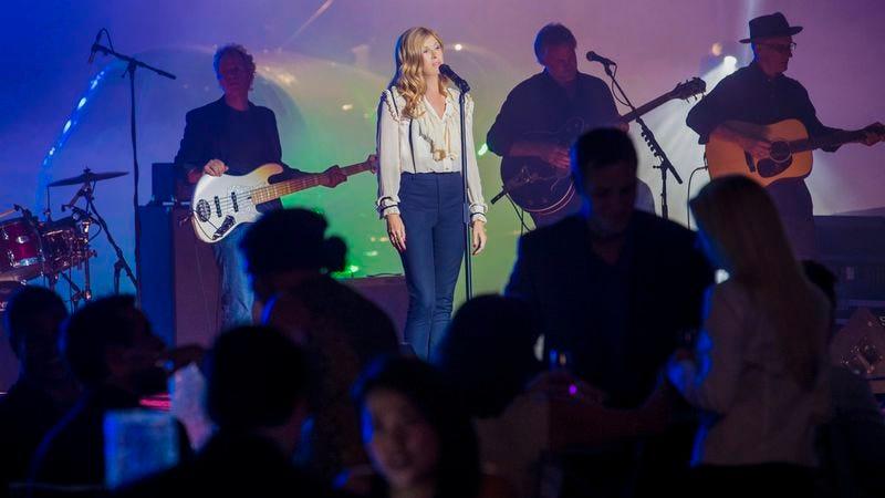 Photo: Mark Levine/CMT
