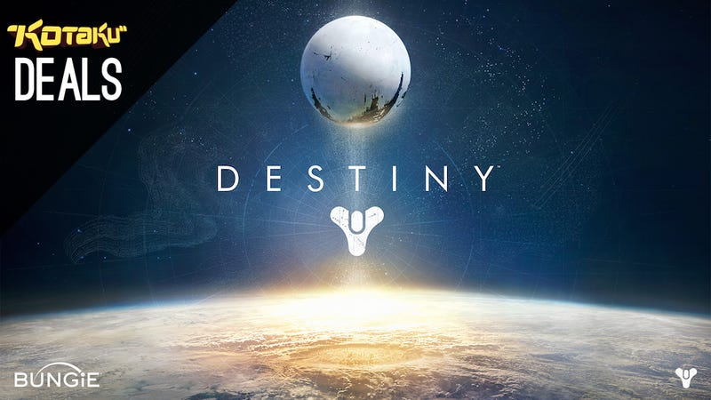 Illustration for article titled Destiny, New Humble Bundle, Tomb Raider, Logitech G930, Frozen