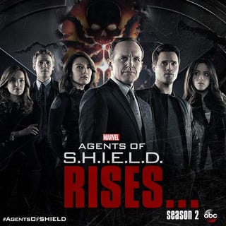 Illustration for article titled Agents of SHIELD Season 2! Shadows Megapost!(Spoilers)