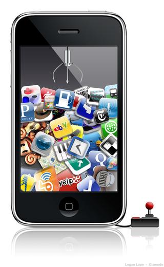 happy birthday photo app iphone
