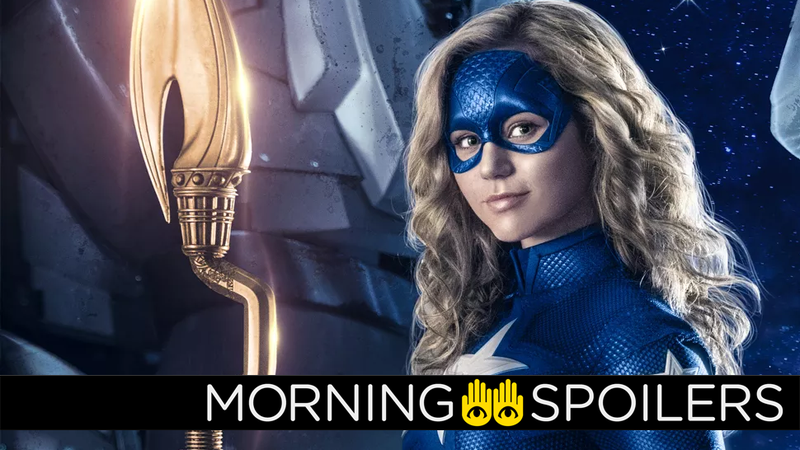 Updates From Stargirl, the New Ghostbusters, and More
