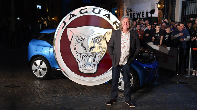 Illustration for article titled James May Pretty Much Stole a Jaguar Press Car for Three Years