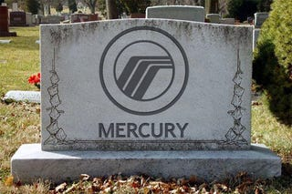 Illustration for article titled Ford Kills Mercury