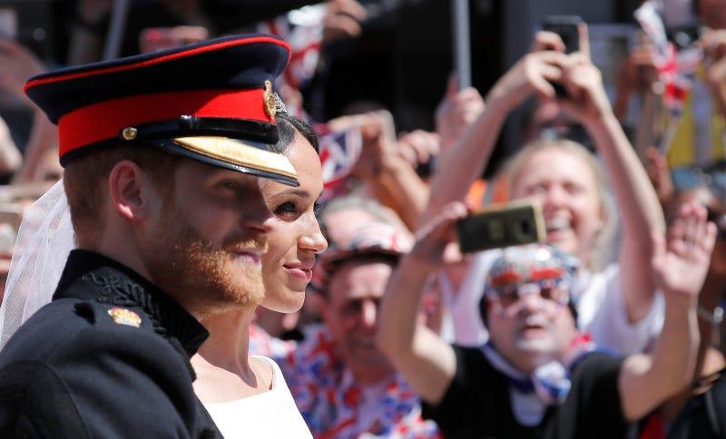 Illustration for article titled Los invitados a la boda real están subastando en eBay sus bolsas de bienvenida por hasta mil libras