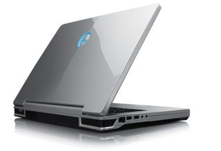 Illustration for article titled Alienware Area-51 m15x Gaming Laptop Officially Released From Its LED-Lit Cocoon
