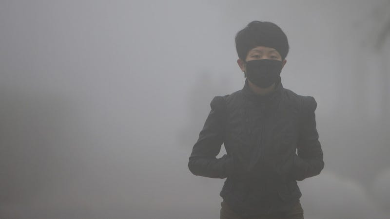 Illustration for article titled China's Finally Fixing Its Pollution Problem—So It Can Spy on People