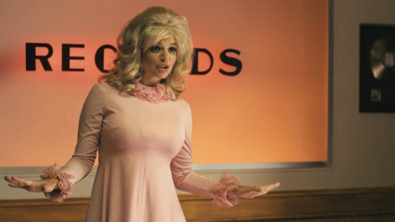 Illustration for article titled Seth Weitberg won Drunk History last night with his Dolly Parton tale