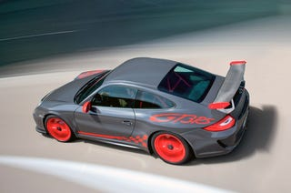 Illustration for article titled 2010 Porsche 911 GT3 RS, Reviewed