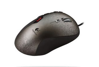 Illustration for article titled Logitech Frags The G5 With Higher Precision Gaming Mouse G500