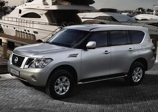 Illustration for article titled 2011 Nissan Patrol Moves Away From Irregular Army Demographic, Our Hearts