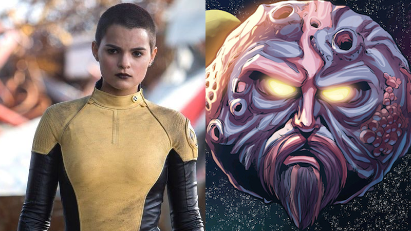 Negasonic Teenage Warhead and Ego
