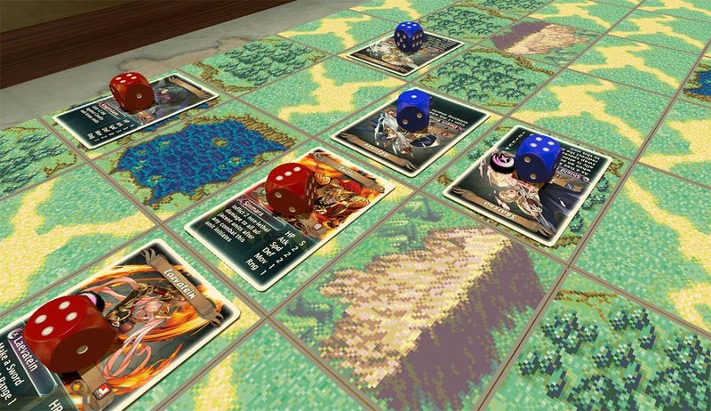 Fan Creates Beautiful Fire Emblem Board Game