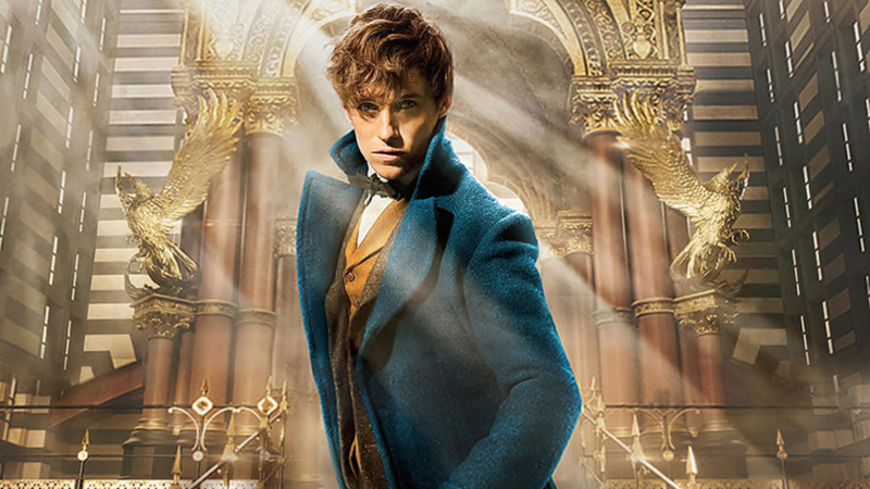 Fantastic Beasts sequel starts filming in the UK
