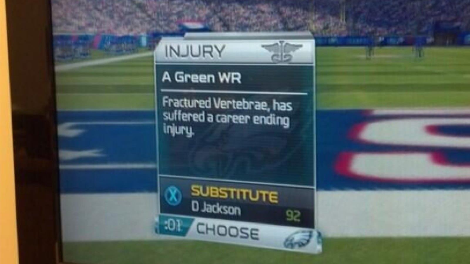 How Often Does a Player Get Paralyzed in Madden?