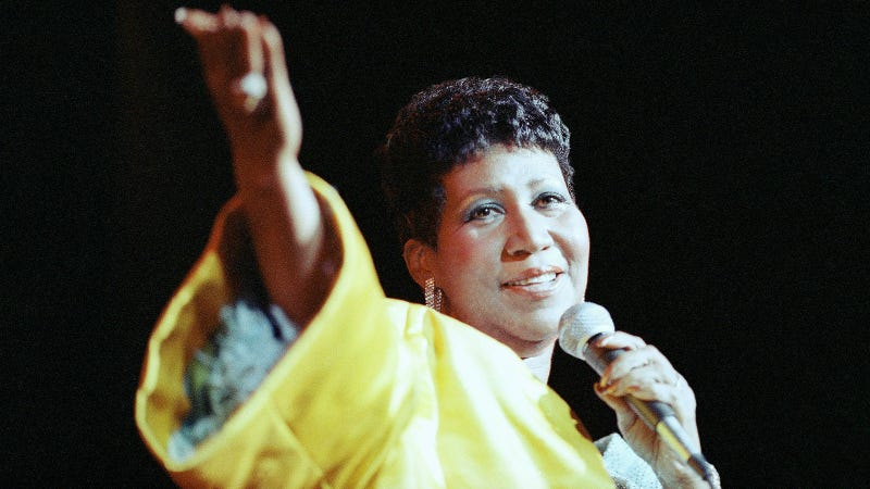 Illustration for article titled Aretha Franklin Was Running Around With Almost $1 Million in Uncashed Checks