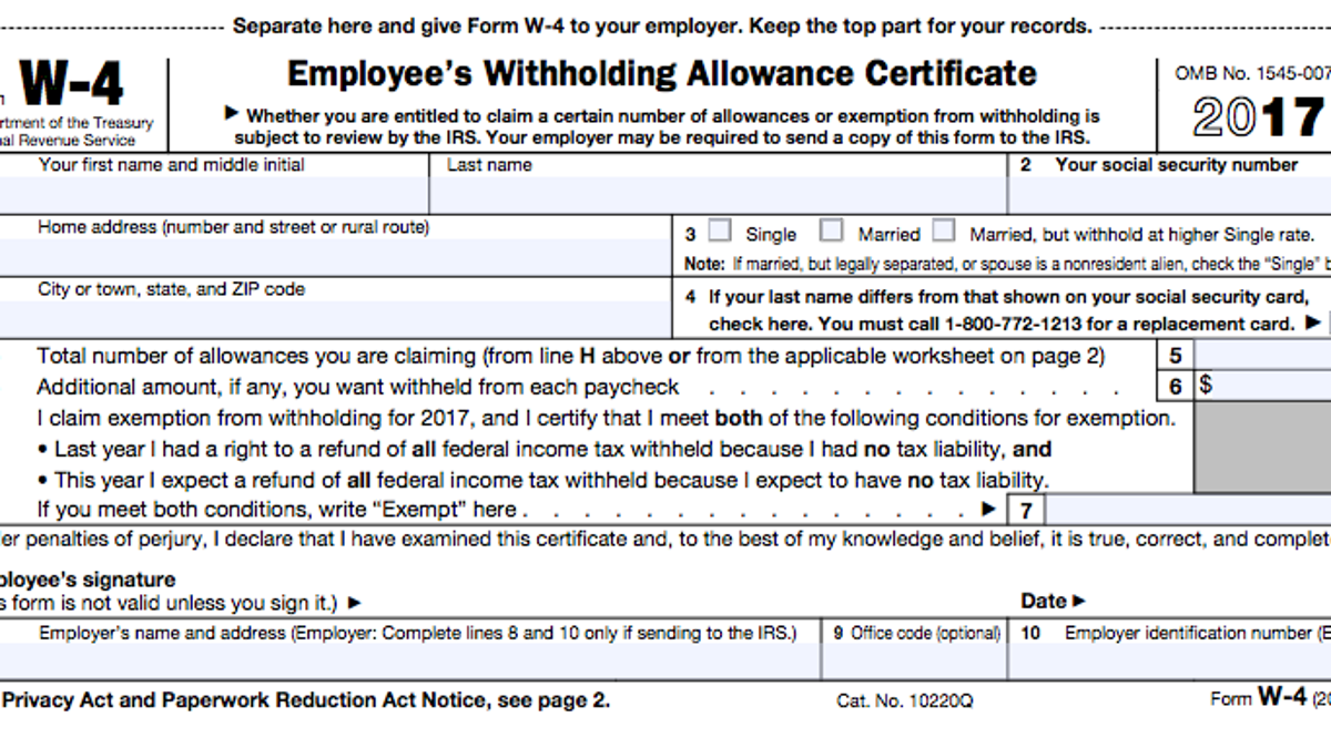 worksheet Standard Deduction Worksheet For Dependents a beginners guide to filling out your w 4