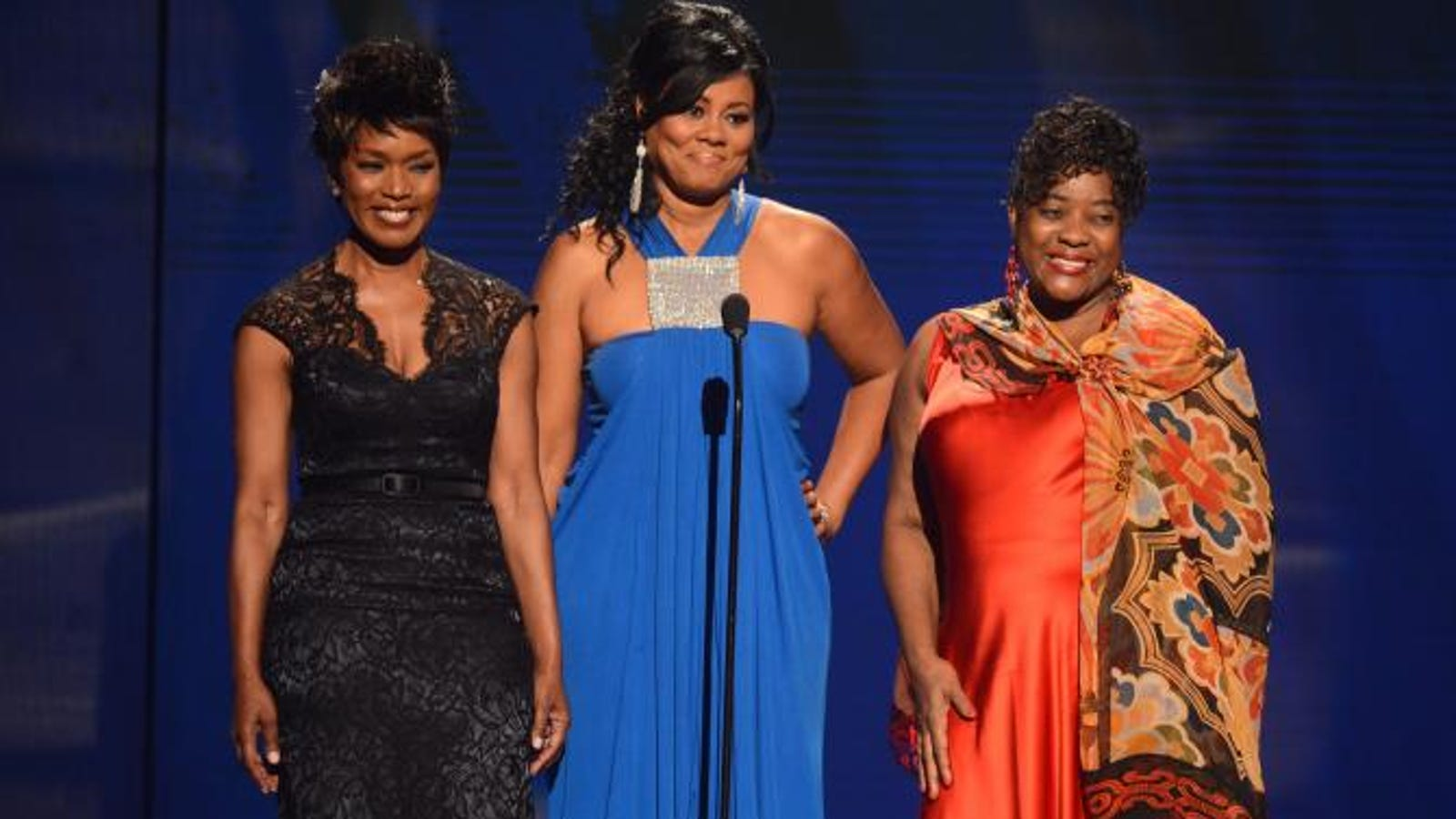 Cast members of waiting to exhale