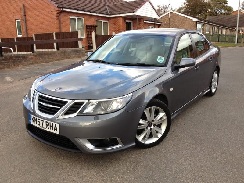 Illustration for article titled Project Car Hell: Saab 9-3 Aero Edition; Help Needed From Jalops
