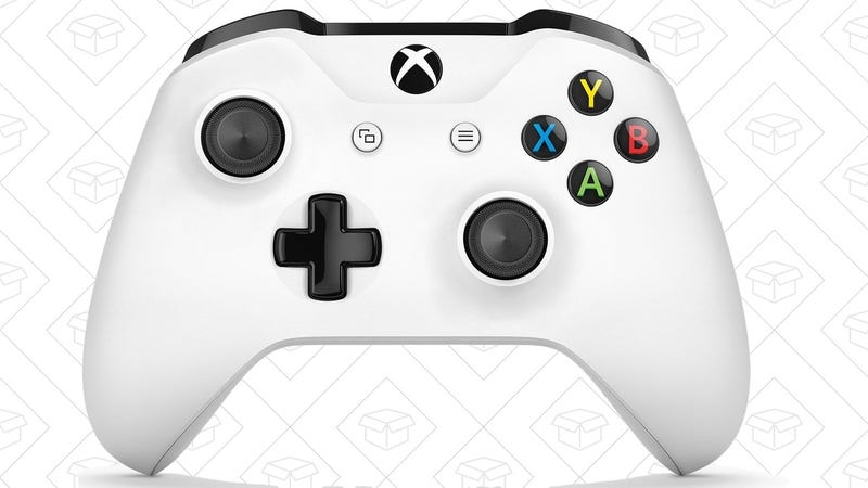Xbox One S Wireless Controller, $36