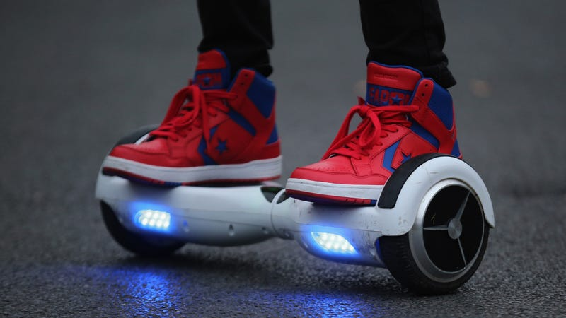 Dentist accused of pulling tooth while on hoverboard
