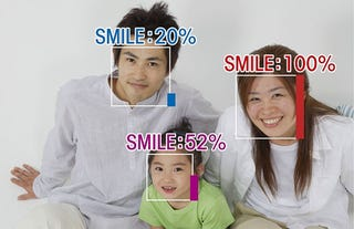 Illustration for article titled Smile Measuring Software Helps You Smile To Full Capacity