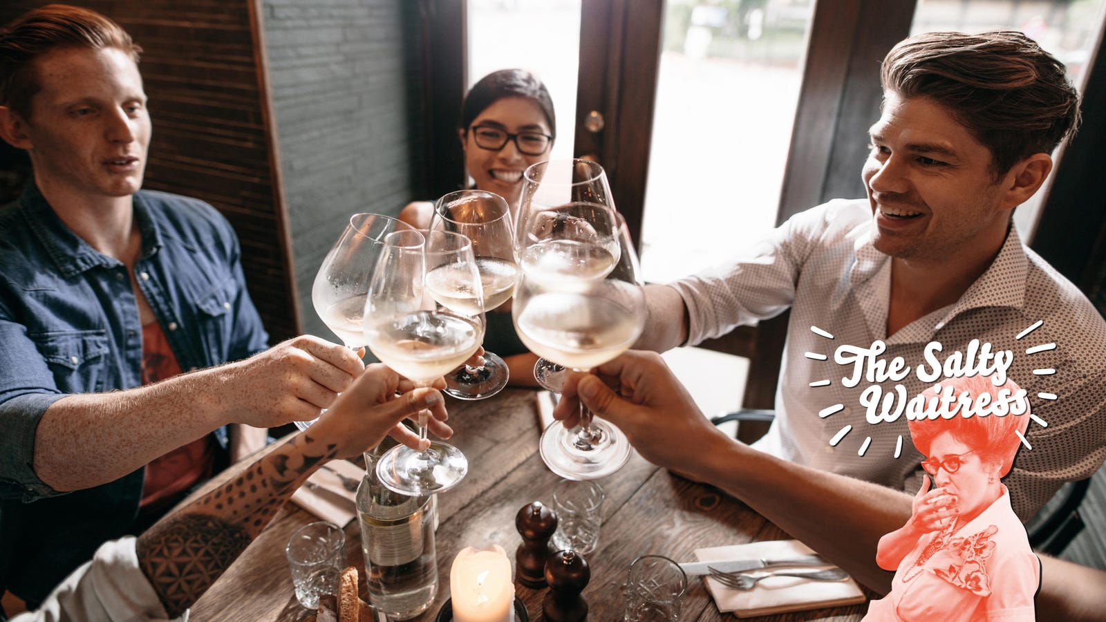 Ask The Salty Waitress: Help me nicely get rid of these camped-out customers