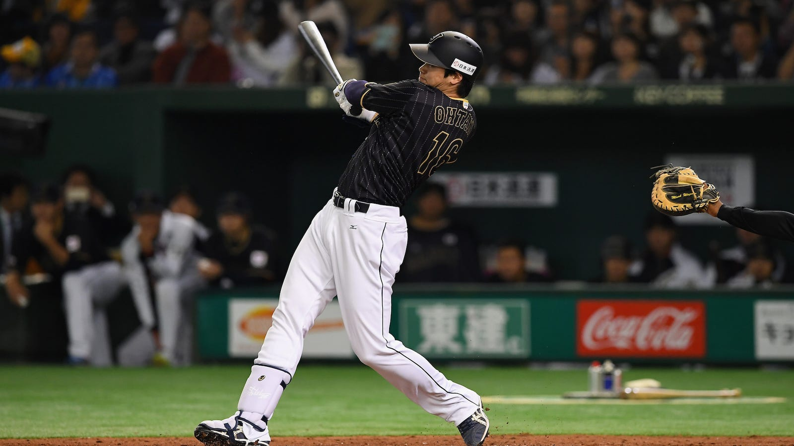 Shohei Otani World S Coolest Baseball Player Crushes A
