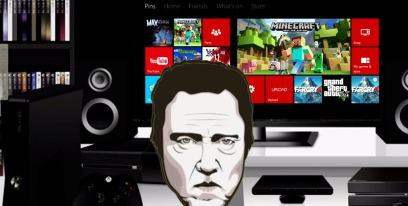 Illustration for article titled 'Christopher Walken' Calls Xbox Support