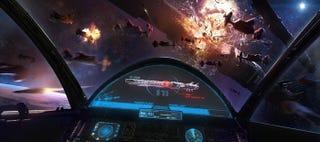 Illustration for article titled El creador de los X-Wing lanza un nuevo juego de combates espaciales