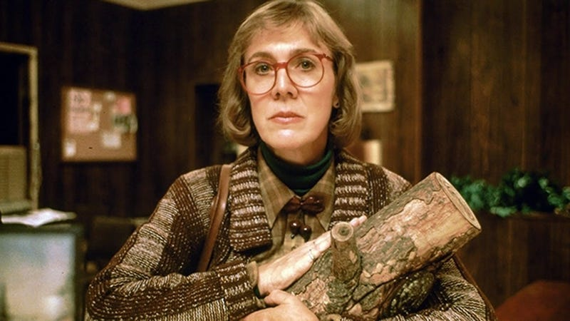 Illustration for article titled RIP Twin Peaks Log Lady Catherine Coulson