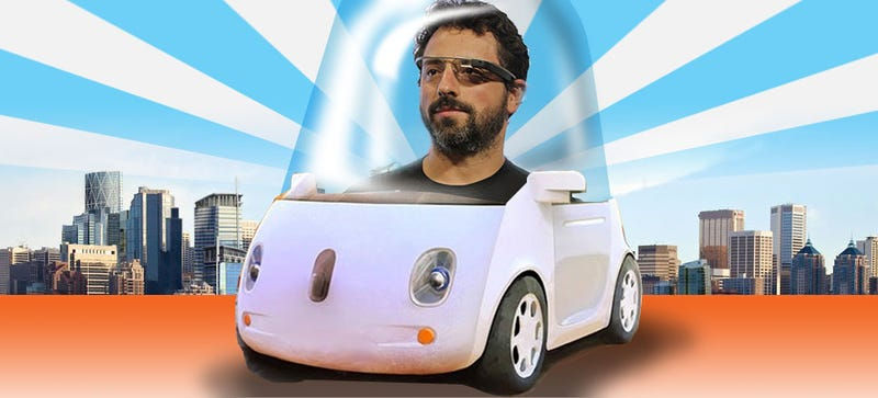 Illustration for article titled Google Co-Founder Sergey Brin Doesn't Understand Us And Never Will