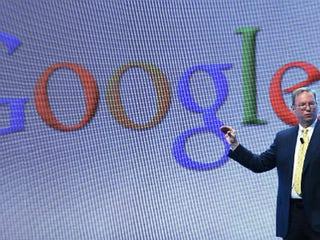 Google executive Eric Schmidt (Spencer Platt/Getty Images)