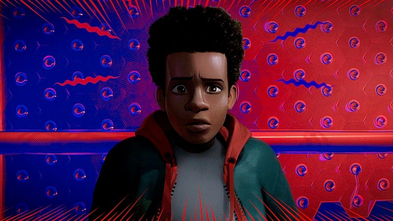 Illustration for article titled I Expected to Hate Spider-Man: Into the Spider-Verse, Then Marvel Made It Extra Black