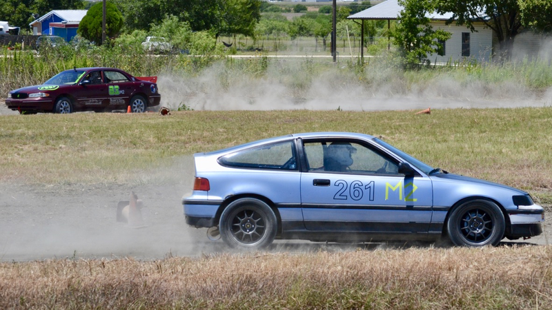 Illustration for article titled Lone Star RallyCross July Event Photo Dump