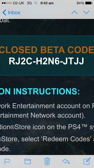 Illustration for article titled Anyone want a Beta code for Planetside 2 PS4?