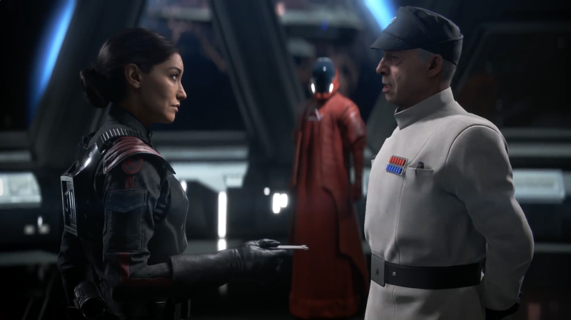Illustration for article titled We've Finally Seen A Campaign Mission From Star Wars: Battlefront II