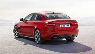 Illustration for article titled The rear looks very... Audi-ish