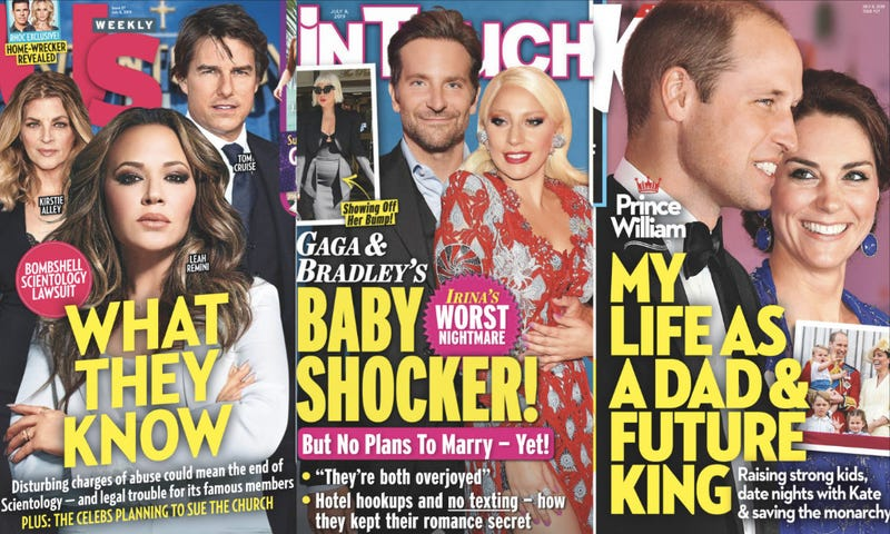 This Week In Tabloids: A New Lawsuit Against Scientology Could Shake Up Hollywood Forever